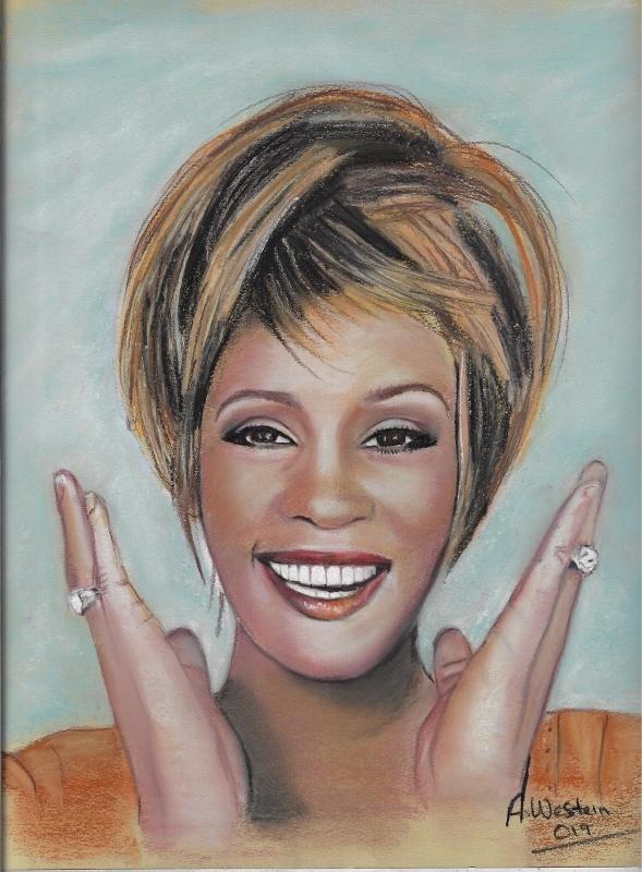 Whitney Houston par western61